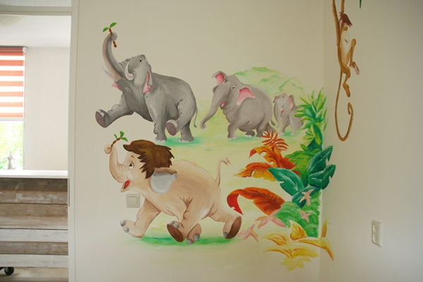 olifantenparade