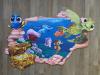 zee nemo muurschildering